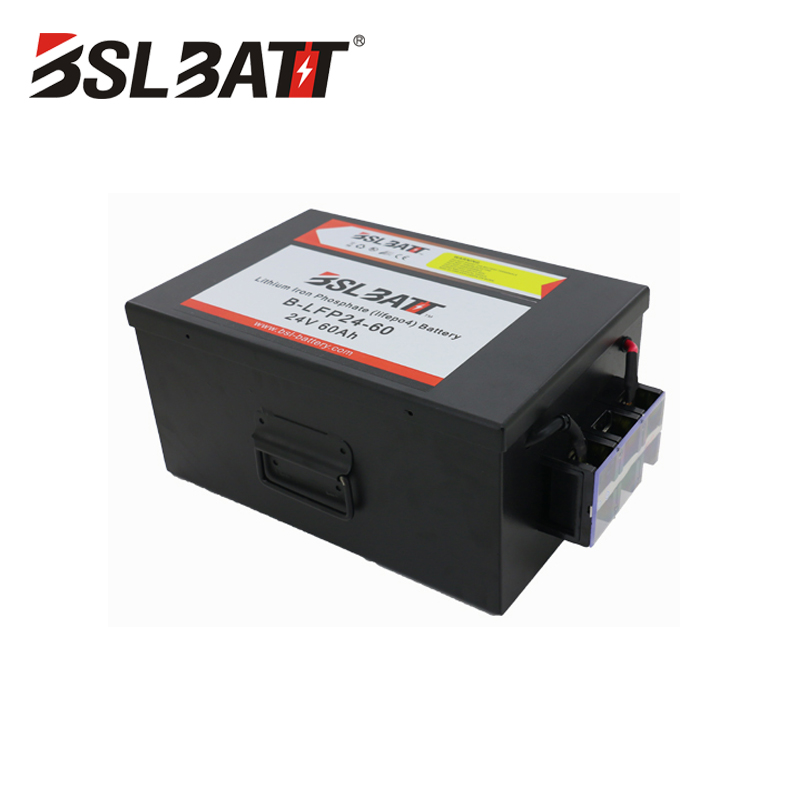 24V-60AH Lithium-Ion Battery Pack(LFP)