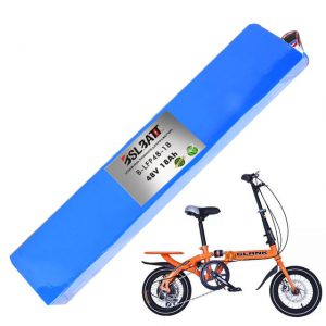 48V-18AH Electric Bike Lithium-Ion Battery Pack(LFP)