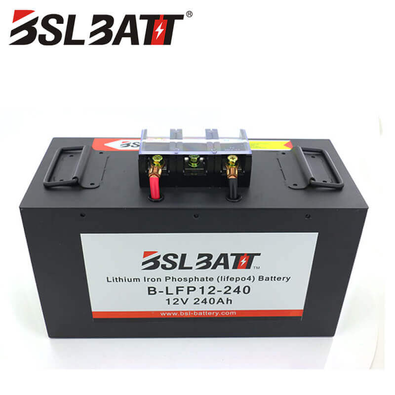 12V 240Ah LiFePO4 Lithium Battery