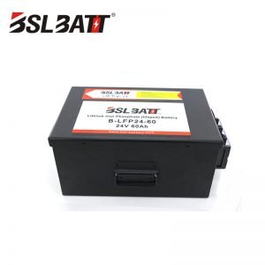 24V 60Ah Electric Lithium Battery