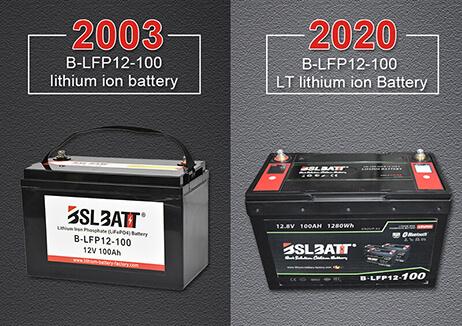 Fournisseur de batterie à décharge profonde - Batterie LiFePO12 100V 4ah - BSLBATT Lithium®