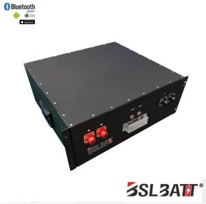 48V 50Ah LiFePo4 Battery Communication System