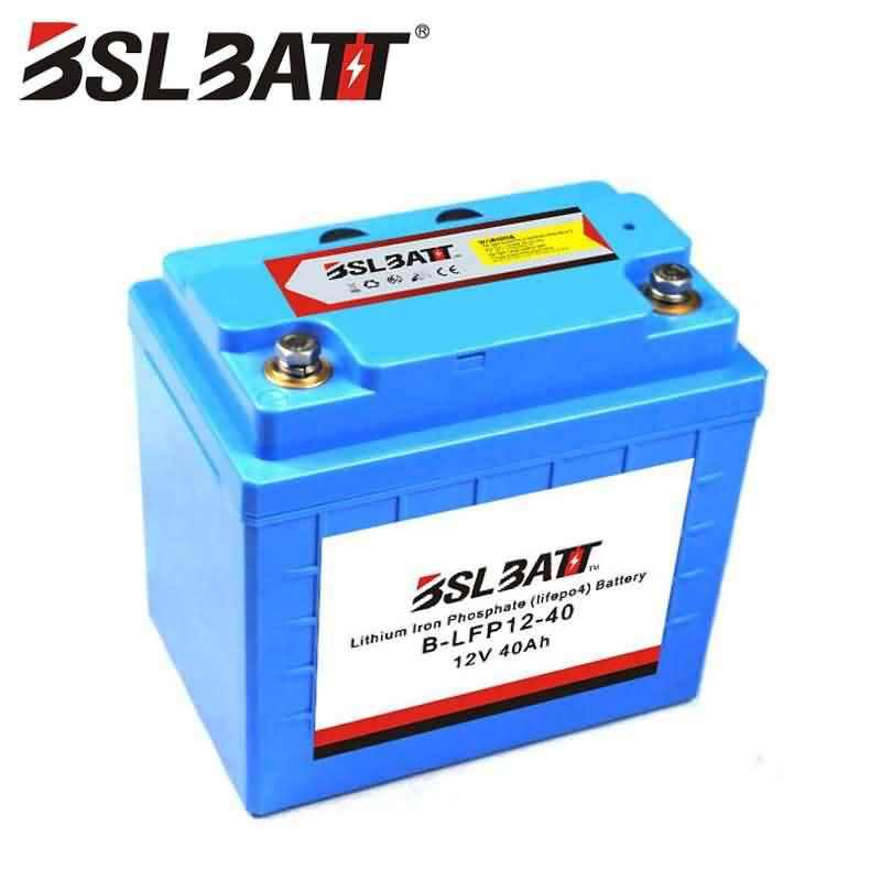 lithium iron battery manufacturer
