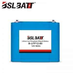 12V 80Ah Lithium Battery Pack