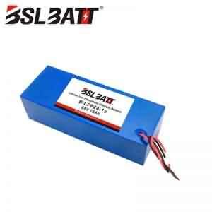 24V Electric vehicle lithium companyBattery