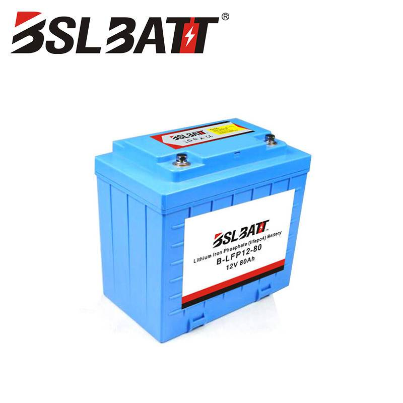 12V 85AH LiFePo4 Deep Cycle Battery