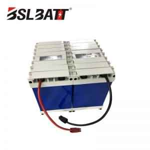 48V 68Ah LiFePo4 Battery