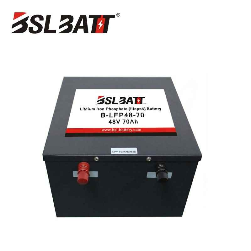 48V 70Ah LiFePo4 Battery