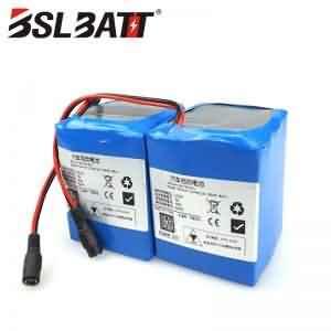 12V 8AH Lithium Battery Pack