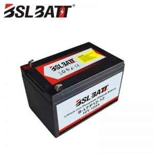12V 12AH Lifepo4 Battery FOR Security Systems