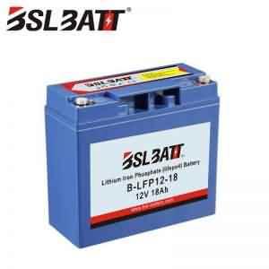 12V 18Ah Golf Trolley LiFePO4 Battery