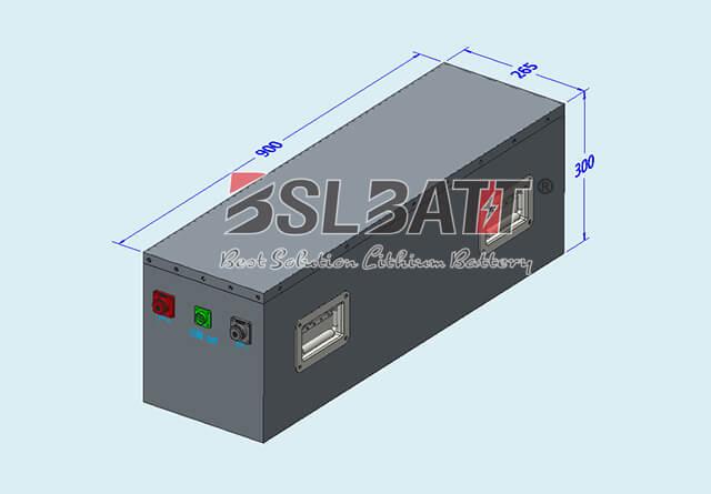 lithium solar batteries 48v