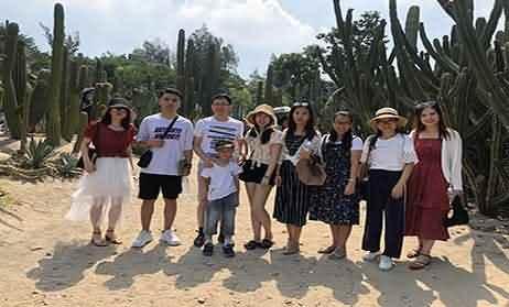 Wisdom PowerTeam Trip To Xiamen
