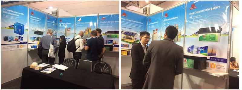 Solar Energy Exhibition In Australia | Wisdom Power