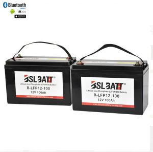 12V-100AH Lithium-Ion Battery Pack(LFP)