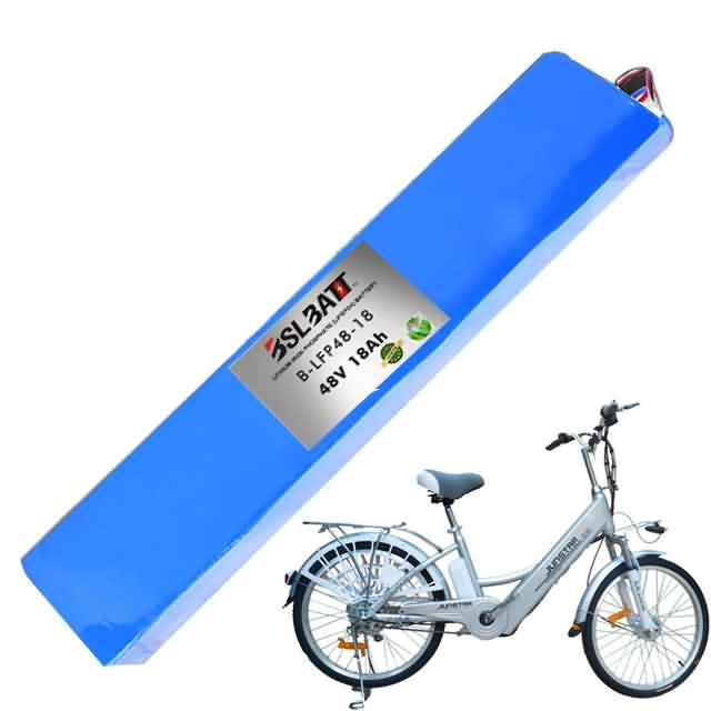 48V-18AH Lithium-Ion Battery Pack(LFP)