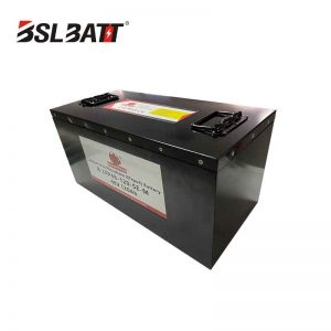 48V Lithium-Ion Golf Cart Batteries | SLA Replacement