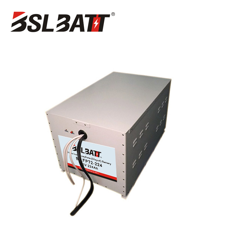 72V-224AH Lithium-Ion Battery Pack(LFP)