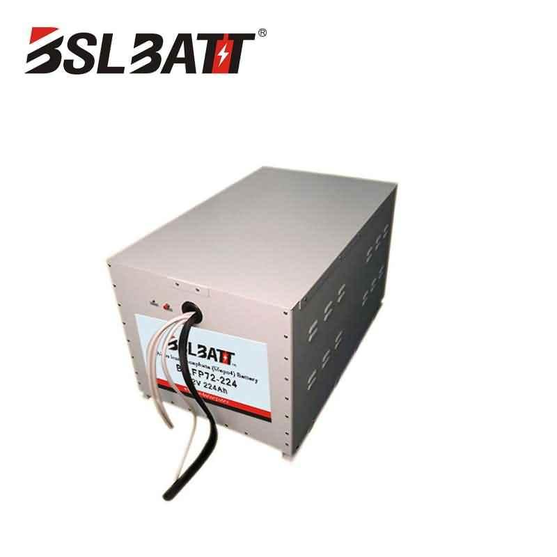 High Performance 72V100AHSolar start lithiumBattery