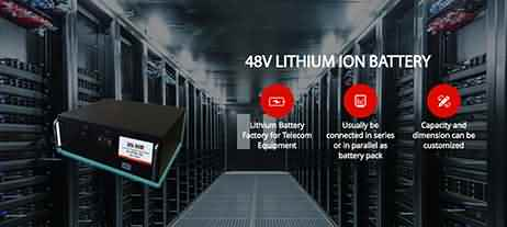 How to use lithium-ion battery to improve UPS performance