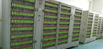 Lithium battery factory In china