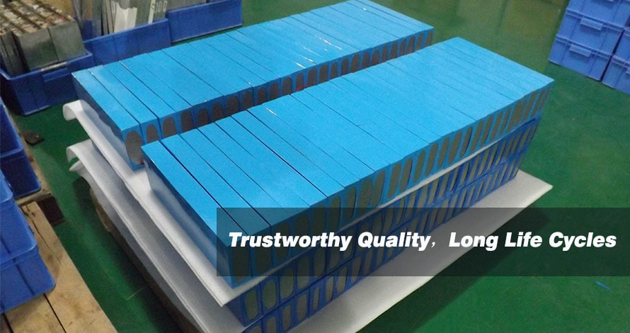 48V lithium battery factory China