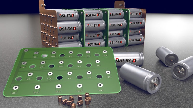 rechargeable lithium battery manufacturers BSLBATT