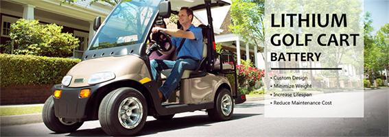 Find the benefits of BSLBATT Lithium Batteries for your golf cart below