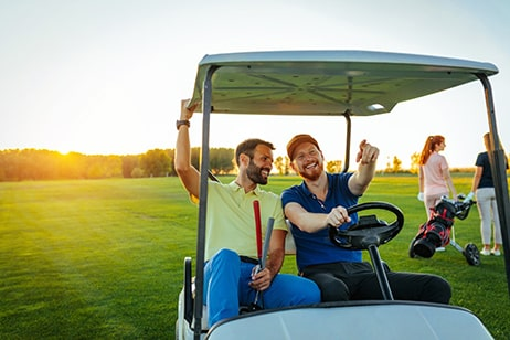 8 Reasons to Choose a Lithium Battery for Your Golf Cart