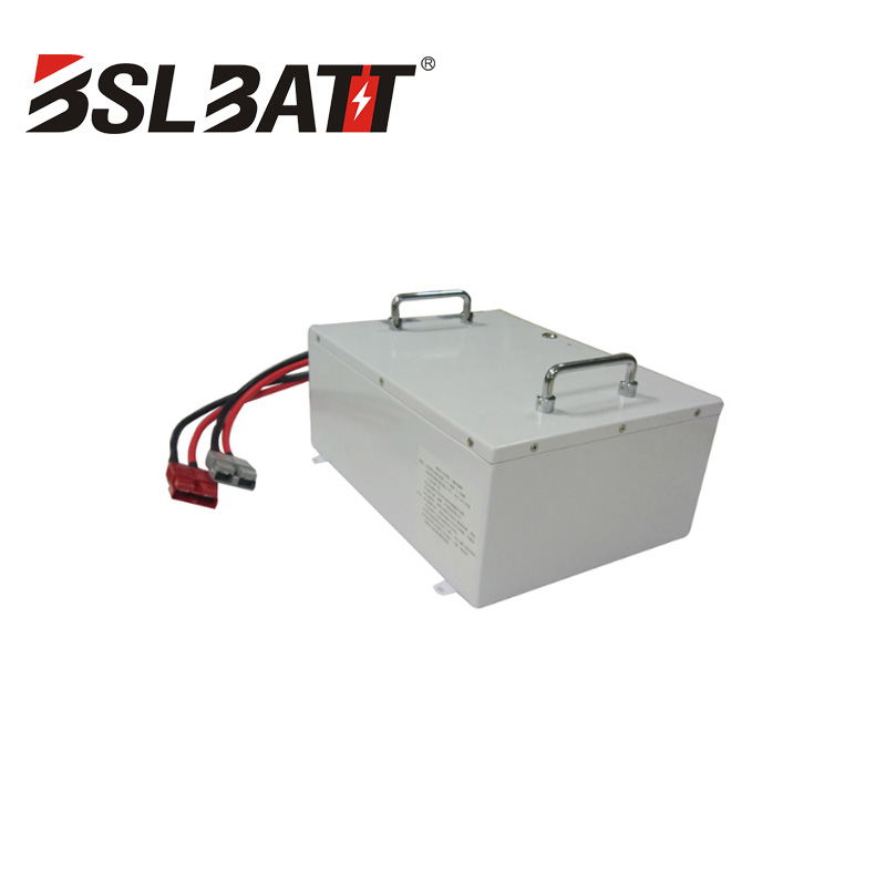 24V 60Ah lithium battery pack for AGV, electric robot, automated guided vehicles