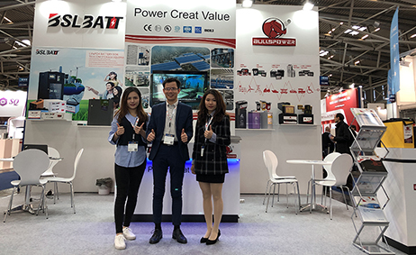 2019 Intersolar Exhibition Is A Complete Success | Wisdom Power