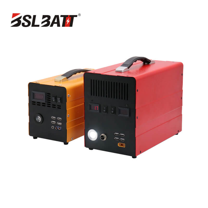 Portable power supply B-LFP1200W