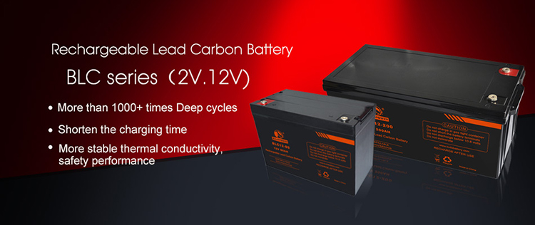 BSLBATT Battery Manufacturer Lead carbon battery
