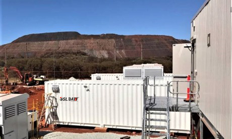 Energy Storage ESS