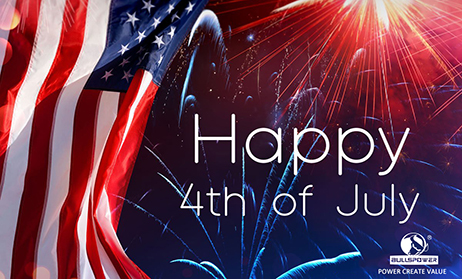 Wishing all our American Customers, Dealers & Colleagues a Happy 4th of July!