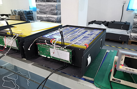 Advanced Battery Management System in Lithium iron Phosphate Battery