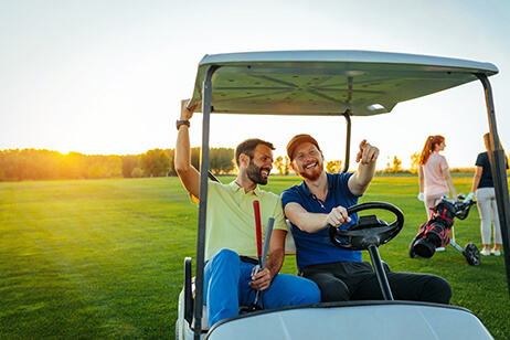 Lithium ion Golf Cart Batteries vs. Lead-Acid