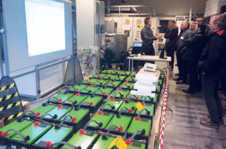 tested lithium battery factory