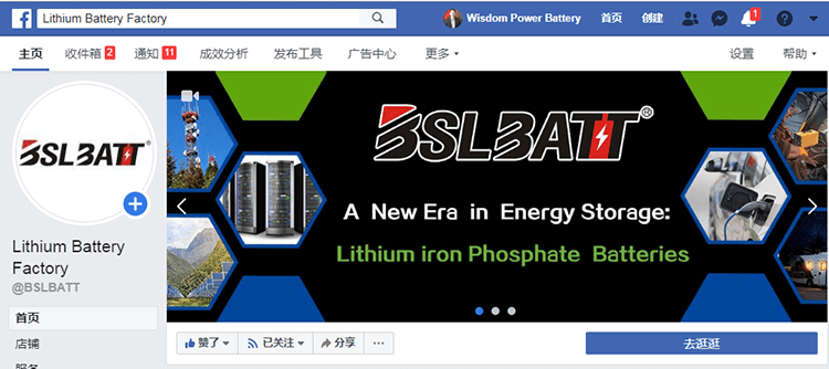 Lithium  battery  factory SOCIALIZE