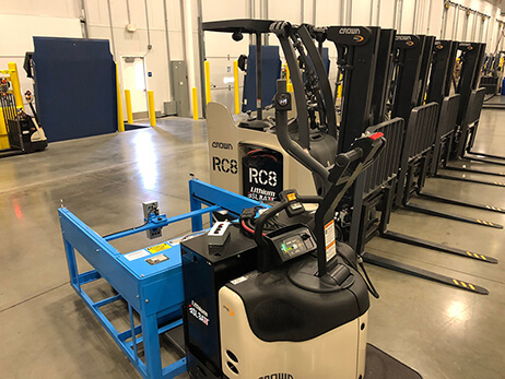 Lithium Forklift Battery vs. Lead Acid Battery: Cost-Saving Industry Game-Changer