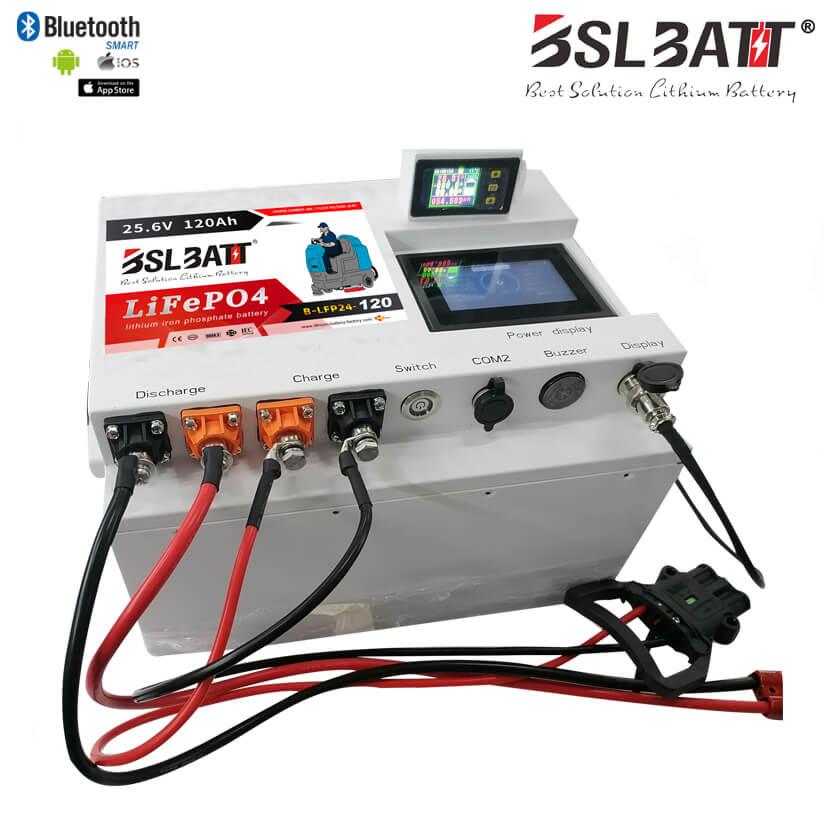 Akumulator litowy do czyszczenia podłóg | BSLBATT