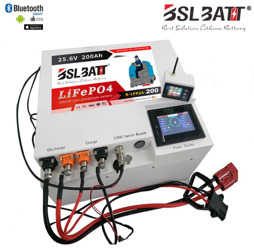 Floor Machine / Scrubber Batteries | Innovative Battery Solutions