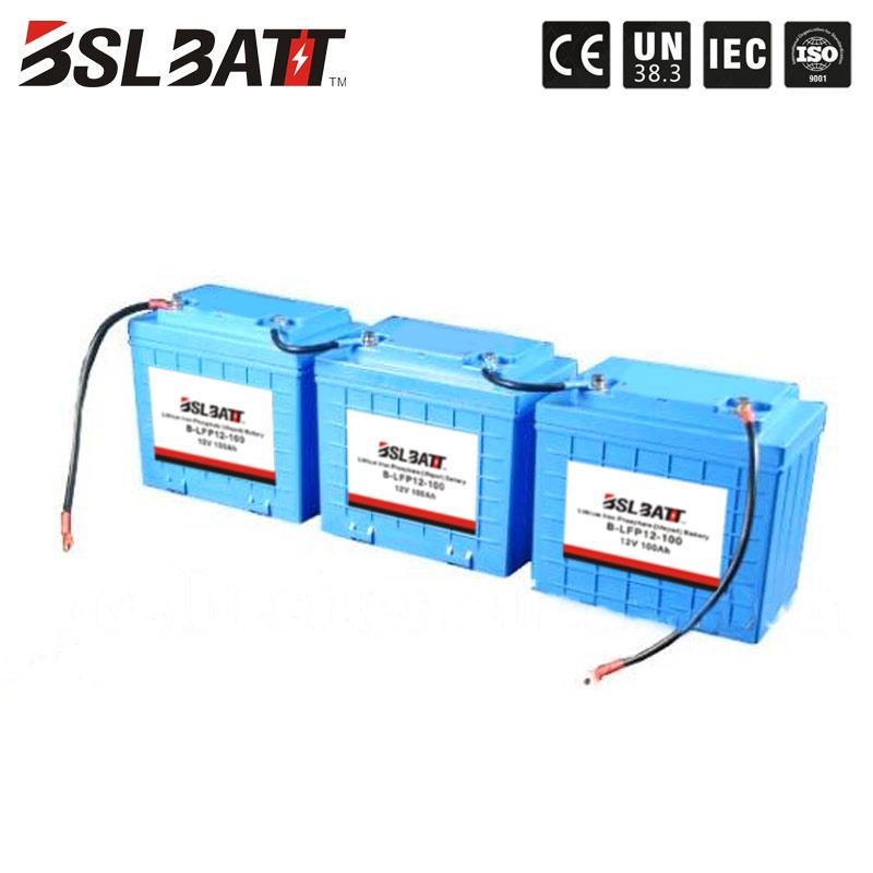 36 Volt Lithium Marine Battery
