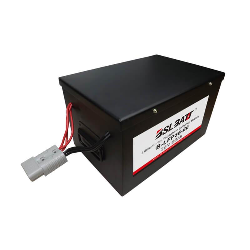 Batterie marine au lithium de 36 volts