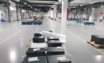 lithium battery factory china