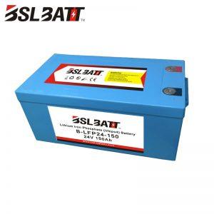 24V 150AH Lityum İyon Pil (LFP)