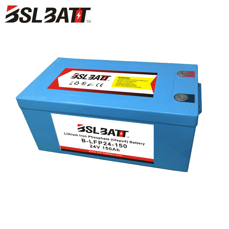 24V 150AH Lithium Ion Battery (LFP)