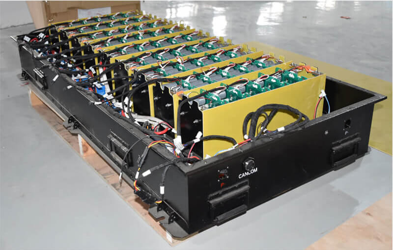 Automotive Lithium-ion Batteries