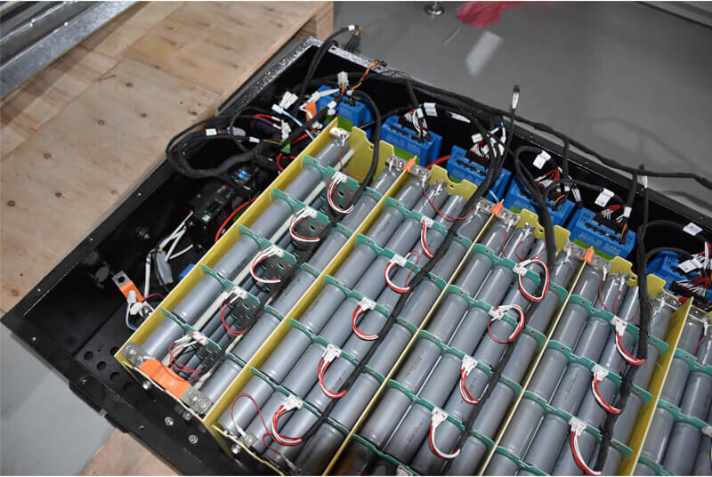 lithium car battery