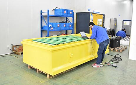 BSLBATT® Develops 544-Volt Lithium Battery Array to Power Three-Ton Robot for Underground Mining and Excavation